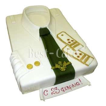Фото торт таможенникам